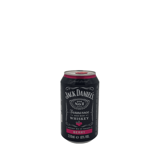 Jack Daniel's Tennessee Whiskey & Berry in Dose